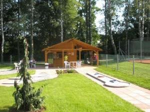 Minigolf na Libotíně
