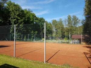 Tenis na Libotíně